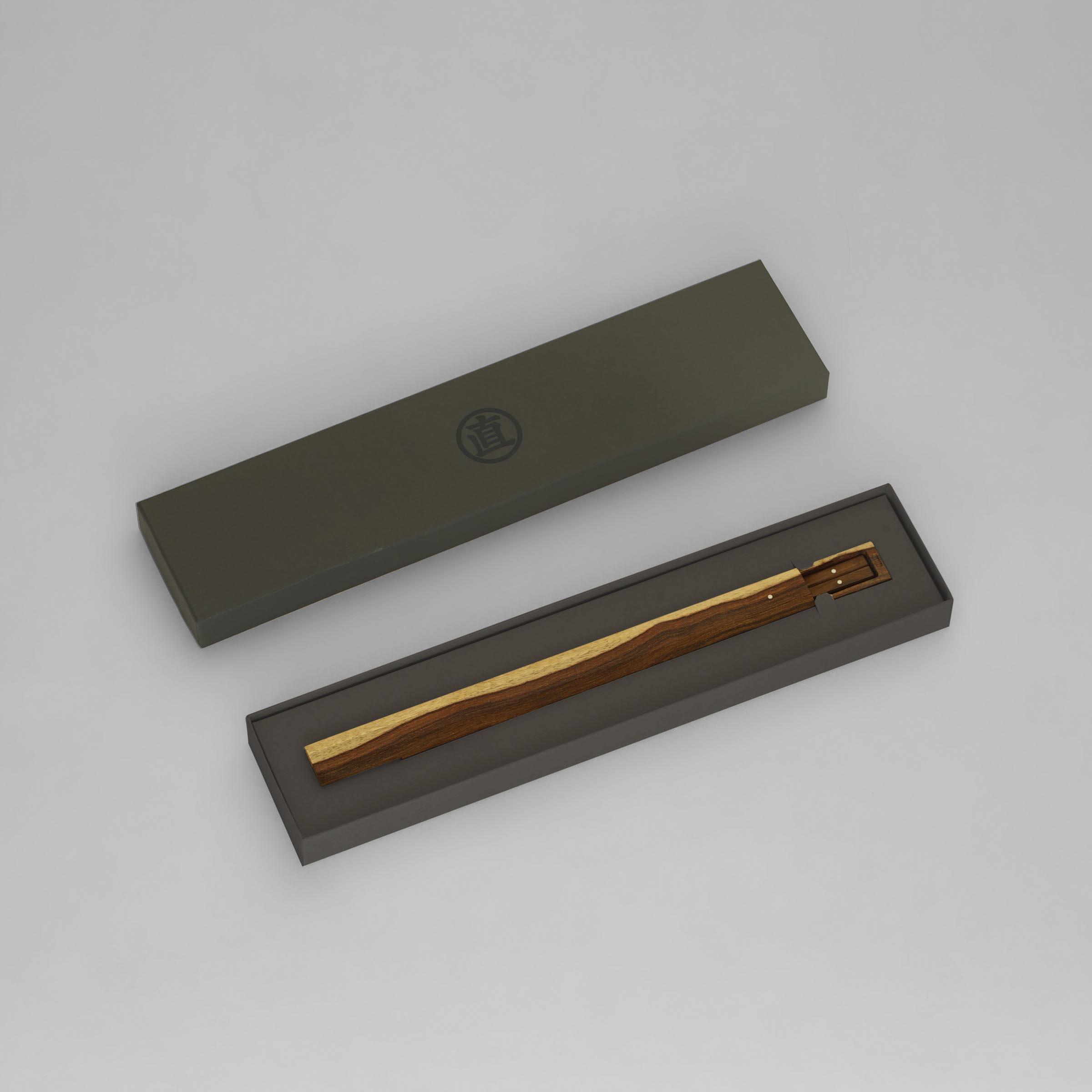 箸と箸箱赤
